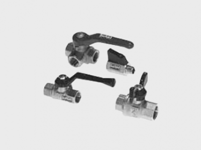 Burkert TKUXXX- Ball Valves, Manually Operated
