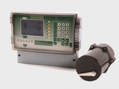 Pulsar Sludge Finder for Level Control