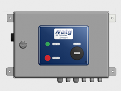 atg UV - Synergy 1 Local Control Panel